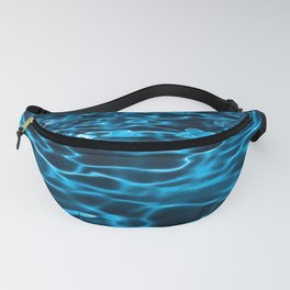 Blue Water Reflections Fanny Pack