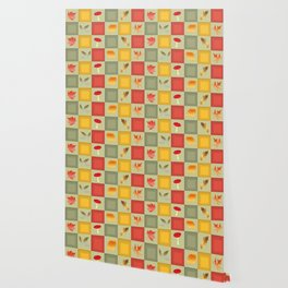 AutumnChessboard Wallpaper