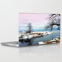 Ice Beach Laptop & iPad Skin