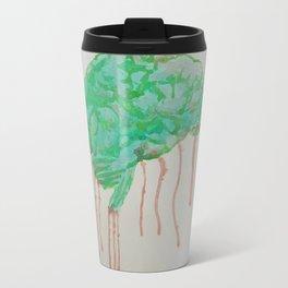 Zombie Brain Travel Mug