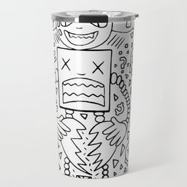 Emotional Wreck Travel Mug