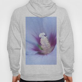 Soft Purple Hibiscus Flower #1 #art #society6 Hoody