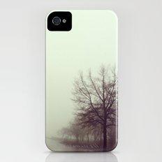 foggy morning Slim Case iPhone (4, 4s)
