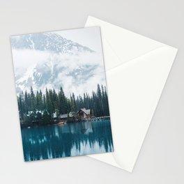 Emerald Lake Lodge II Stationery Cards