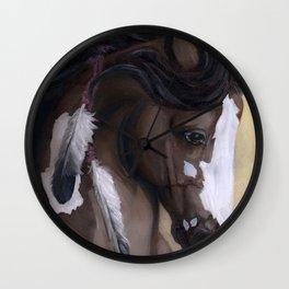 Mookaite Wall Clock