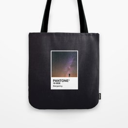 PANTONE SERIES – STARGAZING Tote Bag