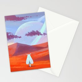 A Quiet Place Stationery Cards
