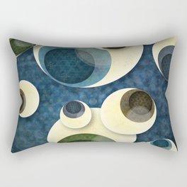 Eyes in the sky Rectangular Pillow