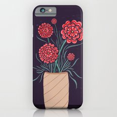 Red Carnations iPhone 6s Slim Case
