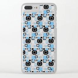 Retro #2 Clear iPhone Case