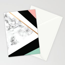 Marble III 031 Stationery Cards