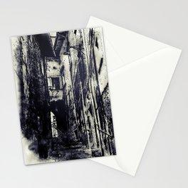 Italian village Stationery Cards