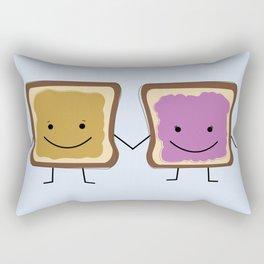 PB&J Rectangular Pillow
