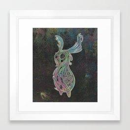 Spacebun Framed Art Print