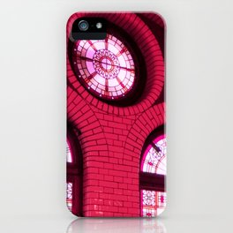 Candy Stained Glass iPhone Case