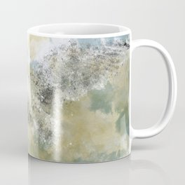 Vanishing Seagull Coffee Mug