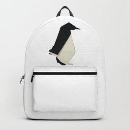 Origami Penguin Backpack
