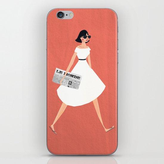 Sunday Paper iPhone & iPod Skin