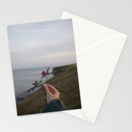 Flower in Seaham, United Kingdom Stationery Cards