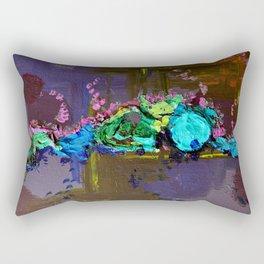 .surfacing {2 of 3}. Rectangular Pillow