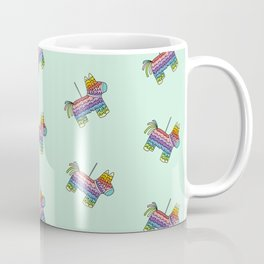 Pinata Party | Mint Coffee Mug