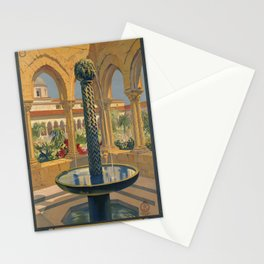 Vintage poster - Italy Stationery Cards
