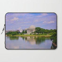 Jefferson Memorial Laptop Sleeve