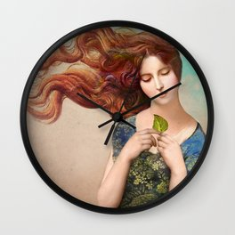 Your True Nature Wall Clock