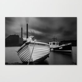 Cockenzie Power Station Canvas Print