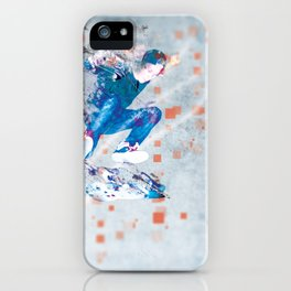 Ride North iPhone Case