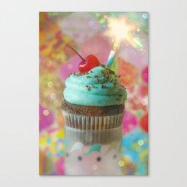 Cirque du Cupcake V Canvas Print