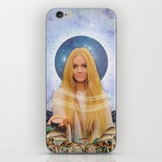 Natural Beauty iPhone & iPod Skin
