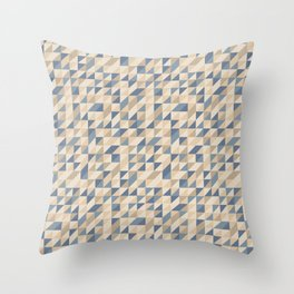 Hashed Throw Pillow