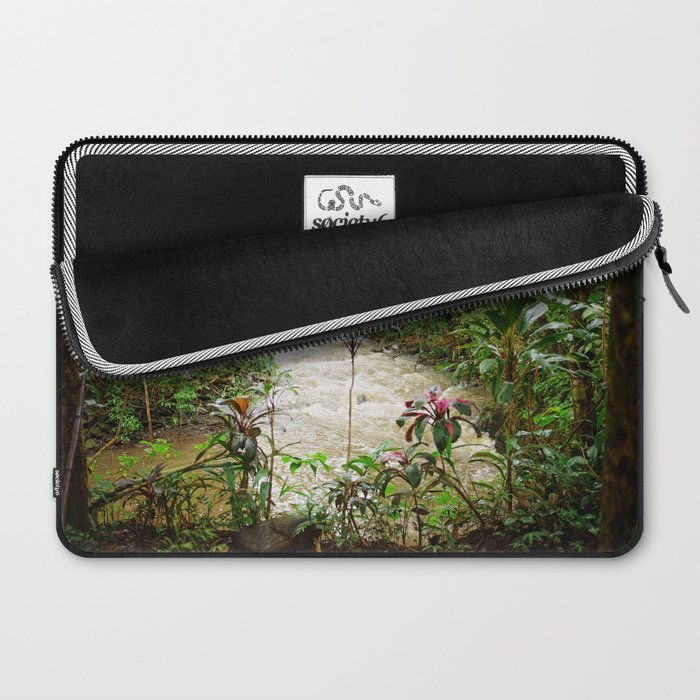 Deep into the Rainforest Laptop Sleeve
