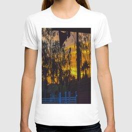 Surf City Equestrian Sundown T-shirt