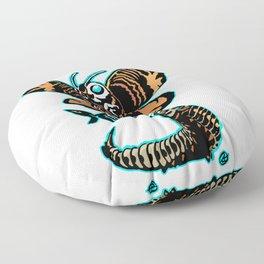 Mothra Kaiju Print FC Floor Pillow