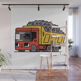 Truck Wall Mural
