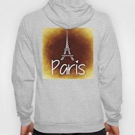 Paris, France (Eiffel Tower) Hoody