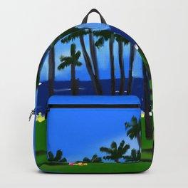 Hawaiian Holiday! Backpack