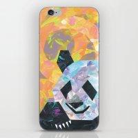 pandas iPhone & iPod Skins featuring Pandas by DanielleArt&Design