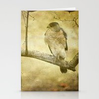 hunter Stationery Cards featuring Hunter by Curt Saunier