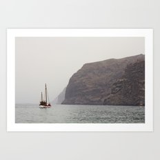 Sailboat Art Print