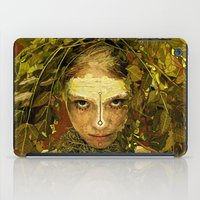 pagan iPad Cases featuring Pagan by Charlie Terrell