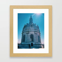 Dome of Portugal Framed Art Print