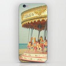 Seaside Carousel iPhone & iPod Skin