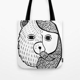 Werebear Tote Bag