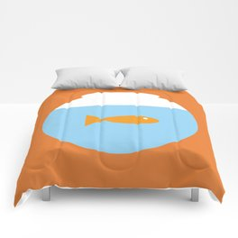 Flushed 1 Comforters