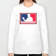 Major League Trekkie Long Sleeve T-shirt