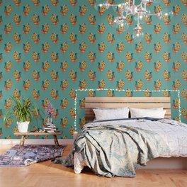 Century Hen Wallpaper