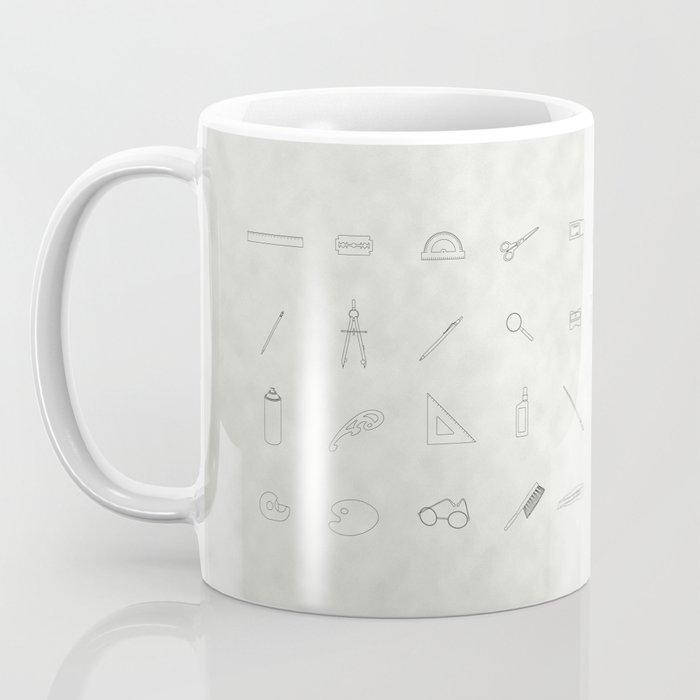 Drawing tools Coffee Mug